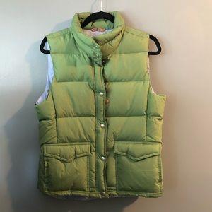 JCrew Down Puffer Vest